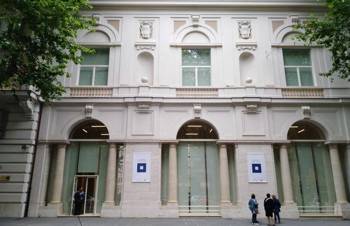 New Rome museum at Palazzo Merulana