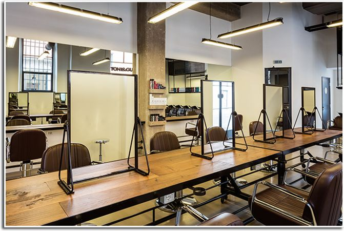 TONI&GUY an international hairdressing company