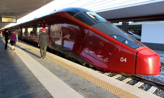 Italo speeds ahead