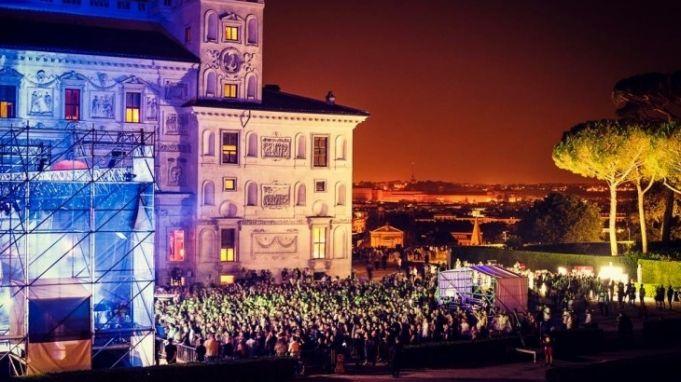 Villa Aperta Festival at Rome's Villa Medici
