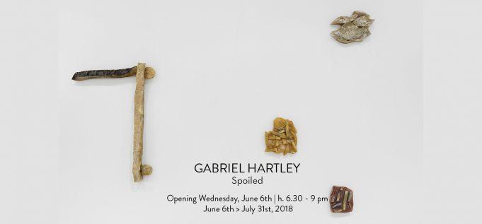Gabriel Hartley: Spoiled