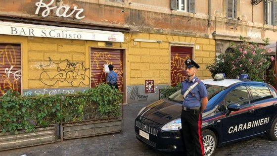 Police close Rome's Bar S. Calisto