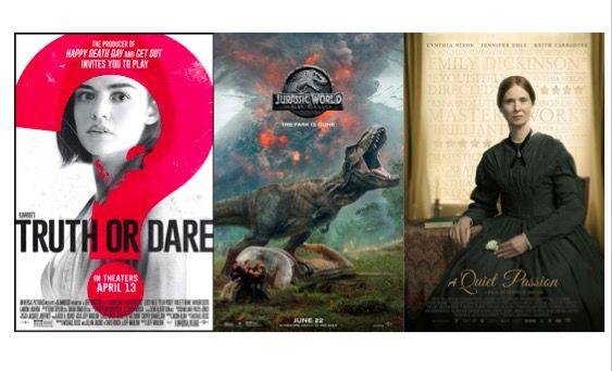 English language cinema in Rome 21-27 June