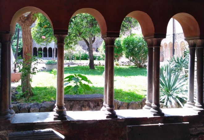 Secret Rome: Cloisters of S. Cosimato