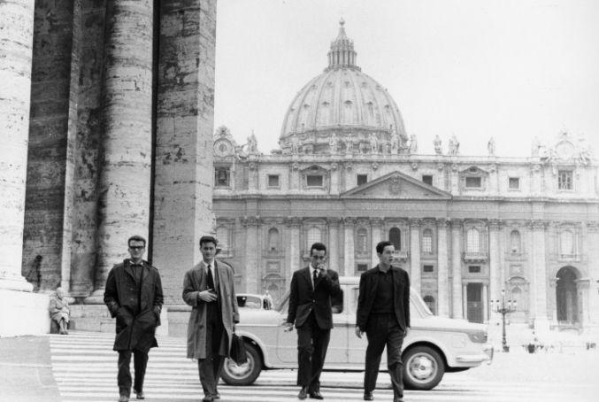 Eternal City. Roma nella collezione fotografica del Royal Institute of British Architects