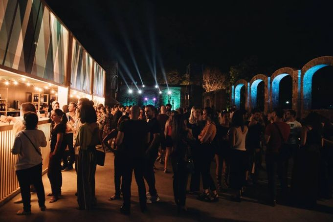 India Estate: dj sets, street food and art events