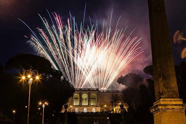 Rome celebrates Sts Peter and Paul with 29 June holiday