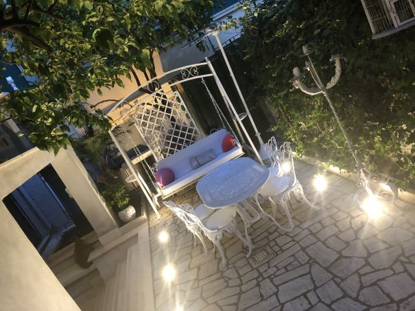 Pinciano - 3-bedroom flat with garden and dependance