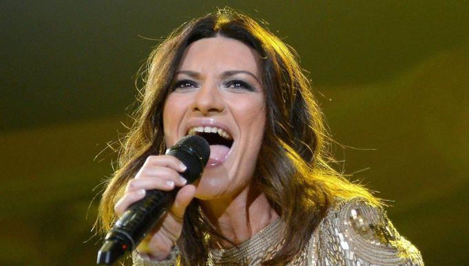 Laura Pausini concerts at Rome's Circus Maximus