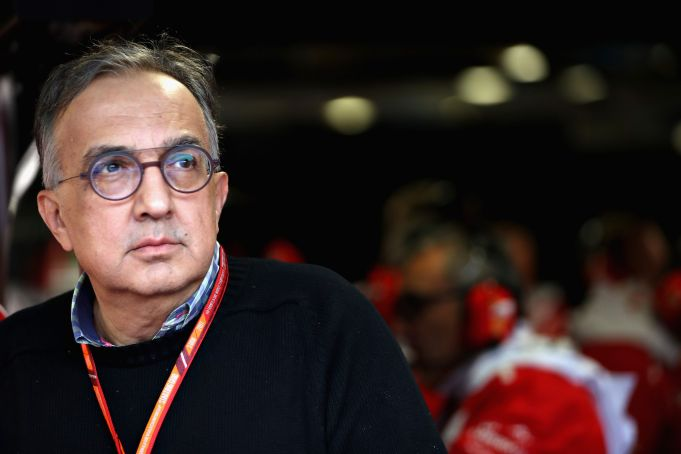 Sergio Marchionne  17 June 1952 - 25 July 2018