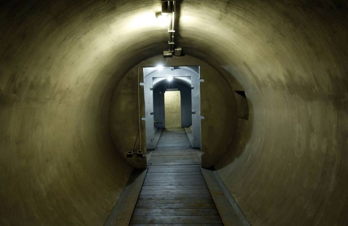 Rome tours of Mussolini's wartime bunker