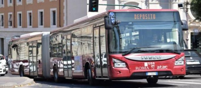 Rome reduces public transport strike on 6 July