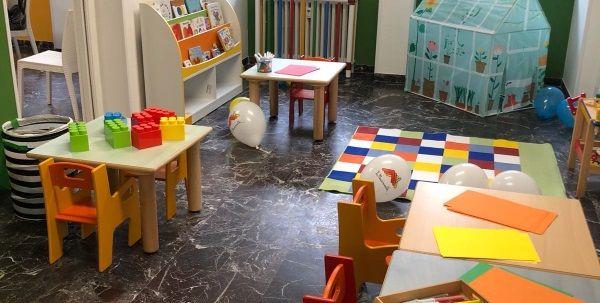 English mother tongue Teacher Nursery/kindergarten Rome North-Centre