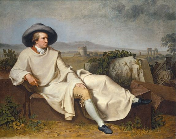 Goethe's birthday celebrated at Casa di Goethe in Rome
