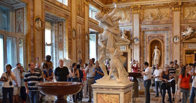Rome museums free on 5 August