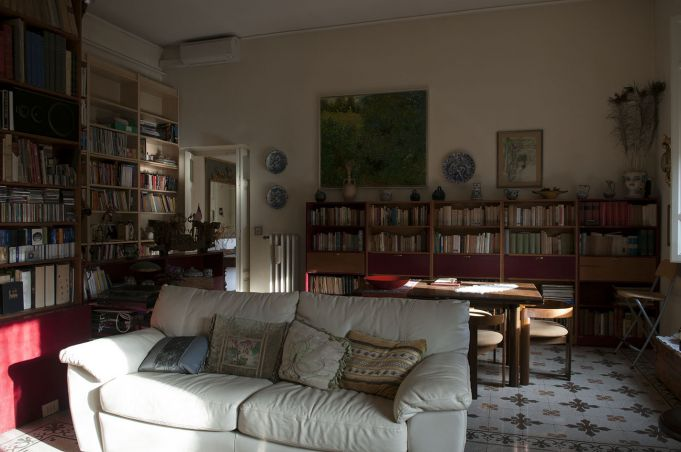 Great architect's  apartment in historical center of Rome