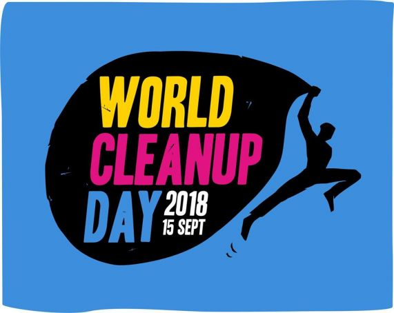 World Cleanup Day in Rome