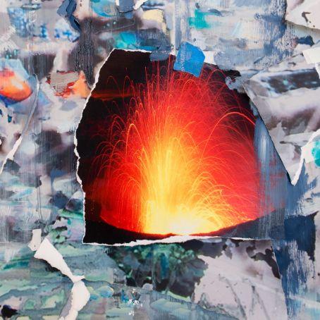 Sarah Sze at Gagosian Gallery Rome