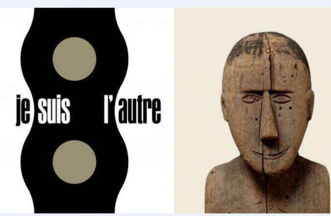 Picasso and Giacometti sculpture in Rome