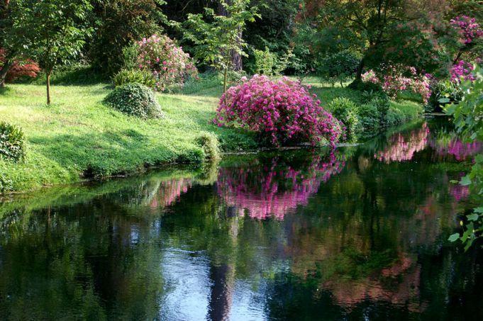 Ninfa Garden wins prestigious European award