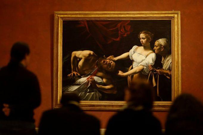 Visiting Rome's Palazzo Barberini Gallery