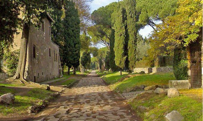 Appia Antica area