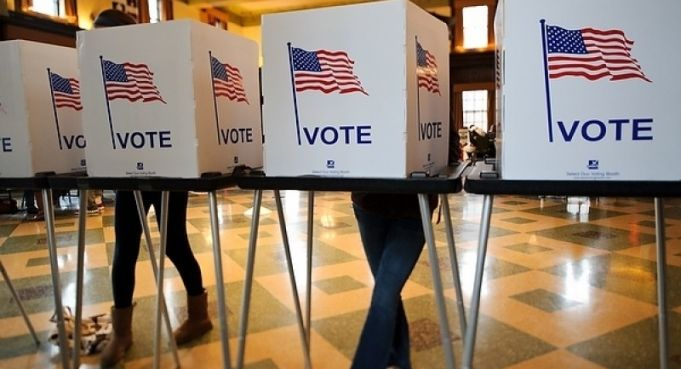 Bipartisan ballot drop-off for US citizens in Rome