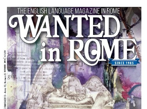 The Wanted in Rome October edition is out in newsstands