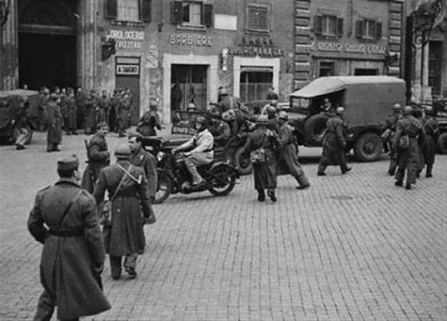 Rome commemorates 1943 deportation of Jews