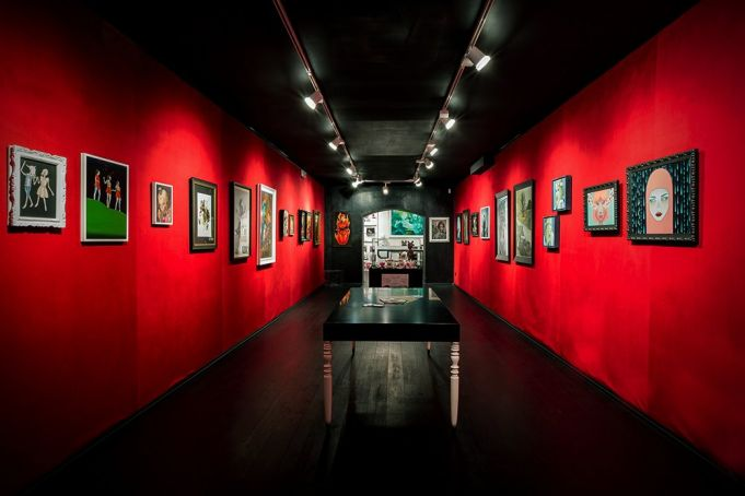 Guide to contemporary art galleries in Rome