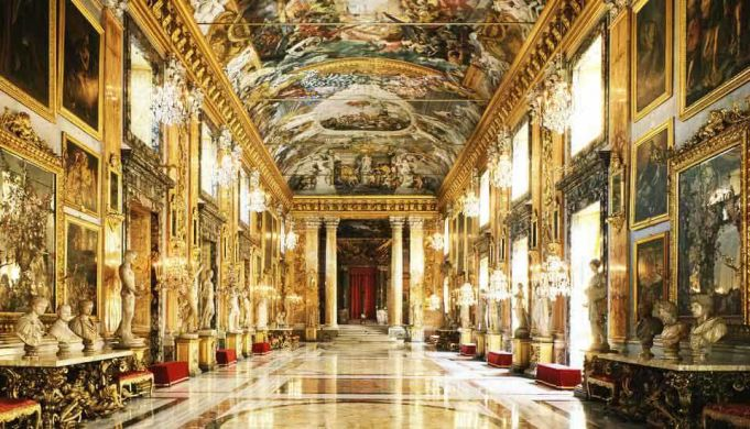 Rome's private palaces open to public in November