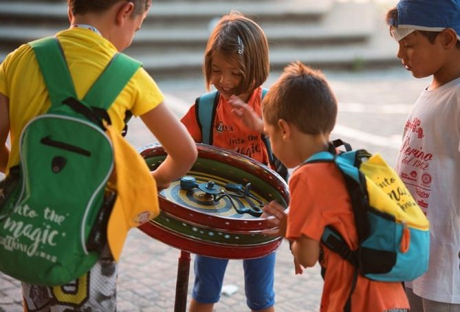 Romaeuropa Festival for kids in Rome
