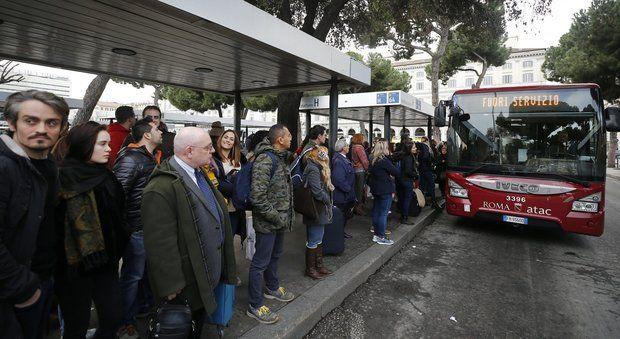 Rome public transport strike on Friday 26 October