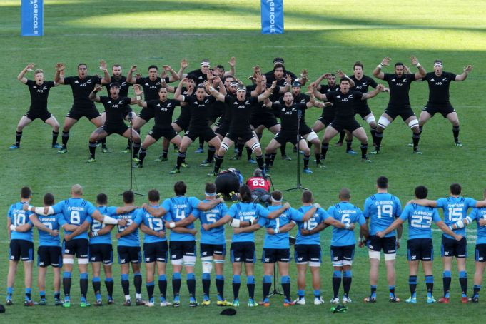 All Blacks meet Italy in Rome