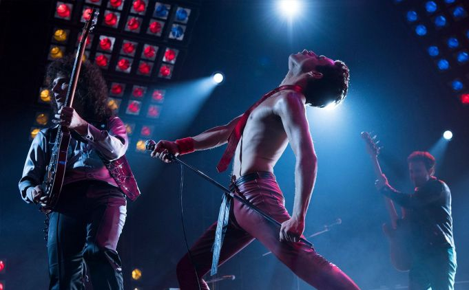 Bohemian Rhapsody in English at Rome cinemas