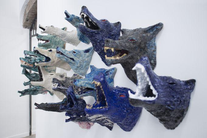 Cristiano Carotti at Rome's White Noise Gallery