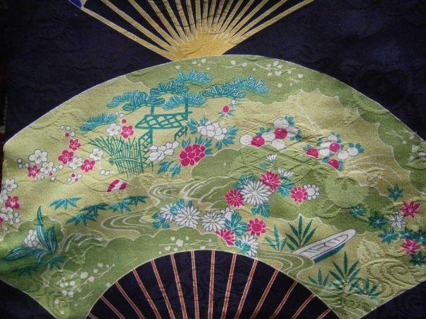 Kimonos at Rome's Japanese Cultural Institute