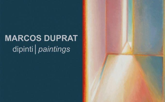Marcos Duprat paintings at Rome's Brazilian embassy