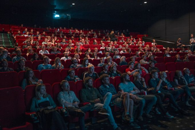 Cinemas showing movies in English in Rome