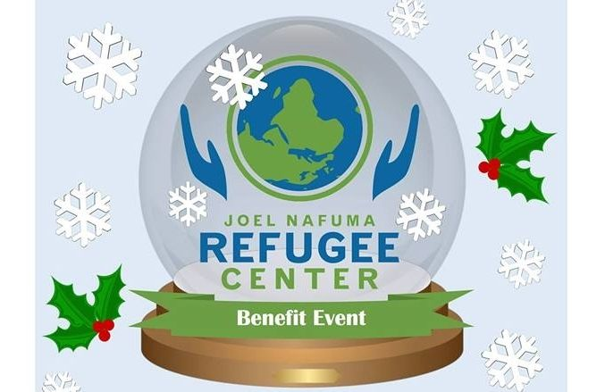 Christmas market in aid of Rome refugee centre
