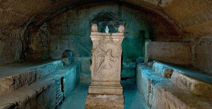 Irish Club of Rome tour of Basilica di S. Clemente