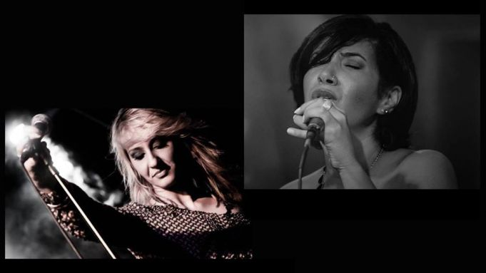 Rome concert with Lucy Campeti and Anna Fondi