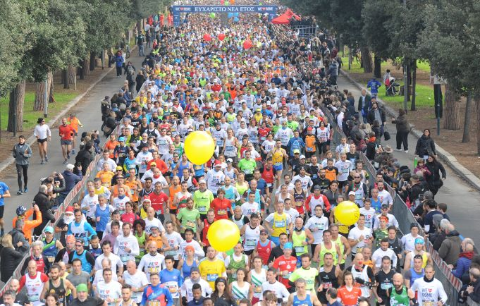 We Run Rome on New Year's Eve 2018