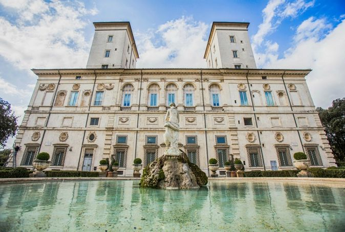 Rome's Galleria Borghese opens late on Thursdays