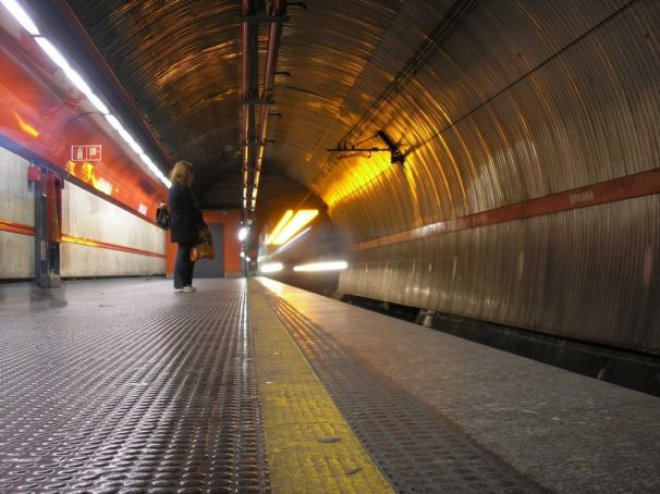 Rome's Spagna and Barberini metro stations closed