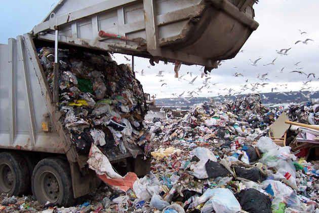 Rome to send 400 tons of trash per day to Aprilia
