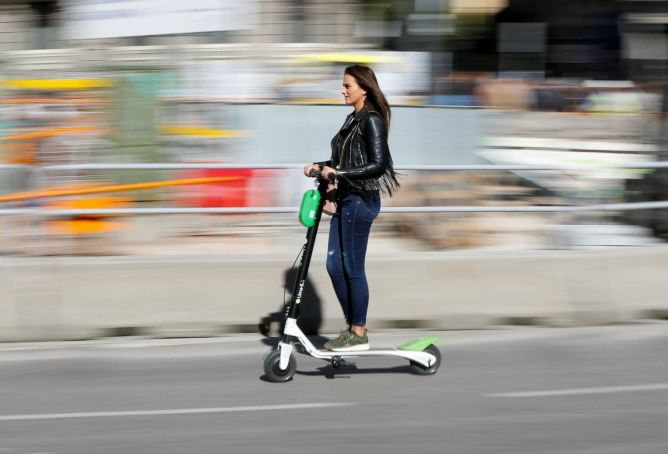 Rome prepares for electric scooter sharing
