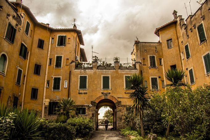 Rome's Garbatella quarter prepares for centenary