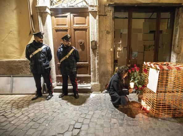 Rome remembers Jewish victims of the Holocaust