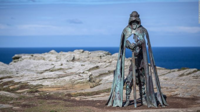 The American University of Rome: Researching Tintagel, Dumnonia and King Arthur in post-Roman Britain